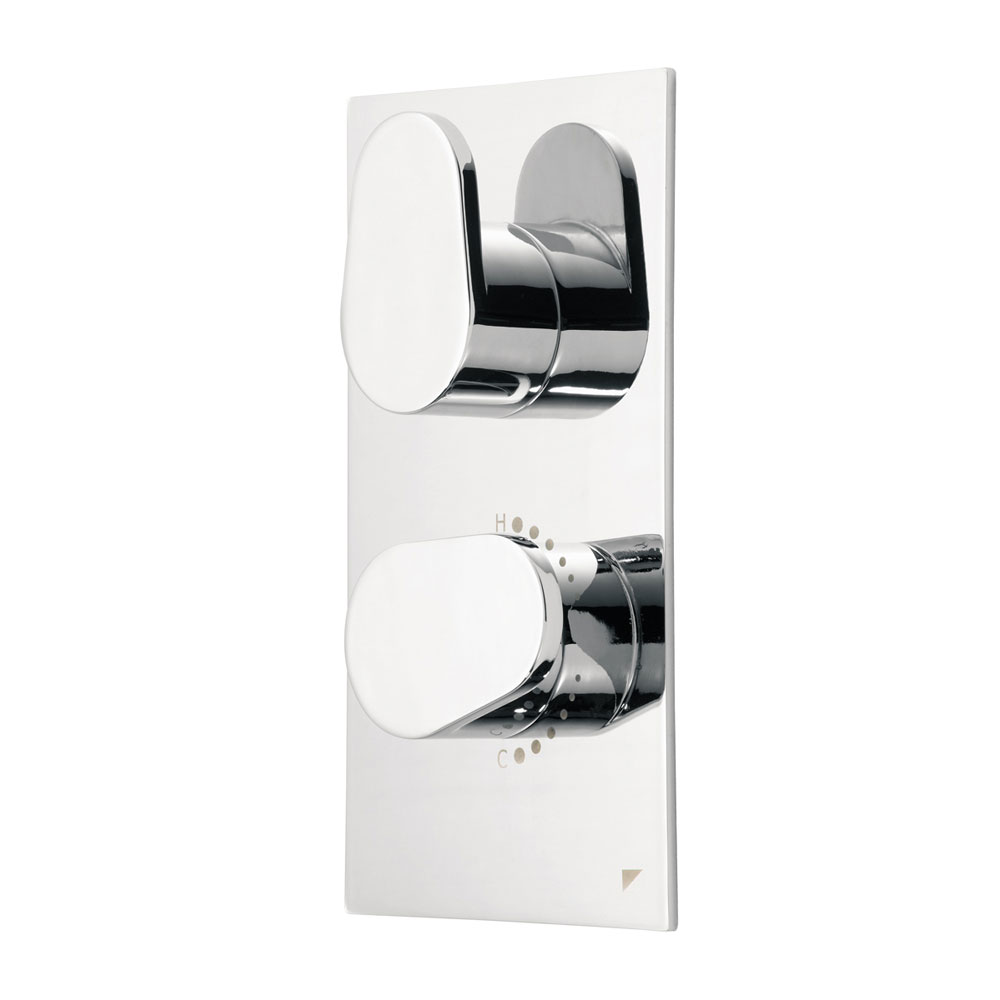 Roper Rhodes Stream Single Function Shower Valve - SV7704 profile large image view 1