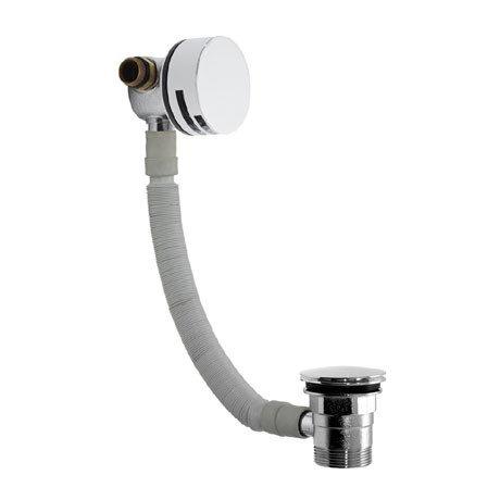 Roper Rhodes Round Smartflow Bath Filler Waste - SVACS02
