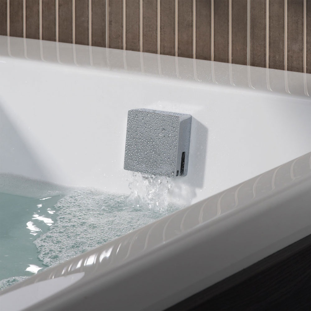Roper Rhodes Square Smartflow Bath Filler Waste - SVACS07 profile large image view 2