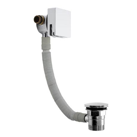 Roper Rhodes Square Smartflow Bath Filler Waste - SVACS07