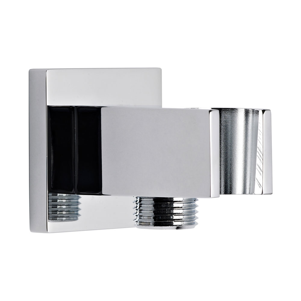 Roper Rhodes Square Wall Elbow & Shower Handset Holder - SVACS08 profile large image view 1