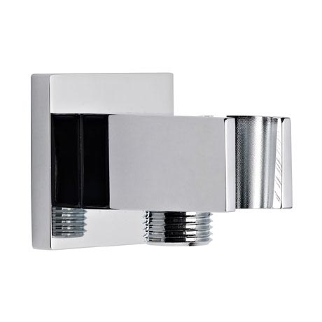 Roper Rhodes Square Wall Elbow & Shower Handset Holder - SVACS08