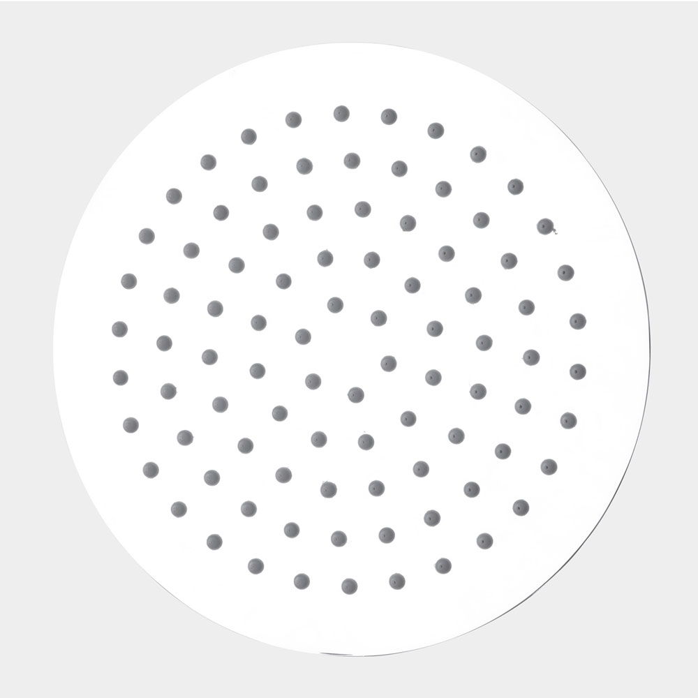 Roper Rhodes Round 200mm Polished Stainless Steel Shower Head - SVHEAD11 profile large image view 2