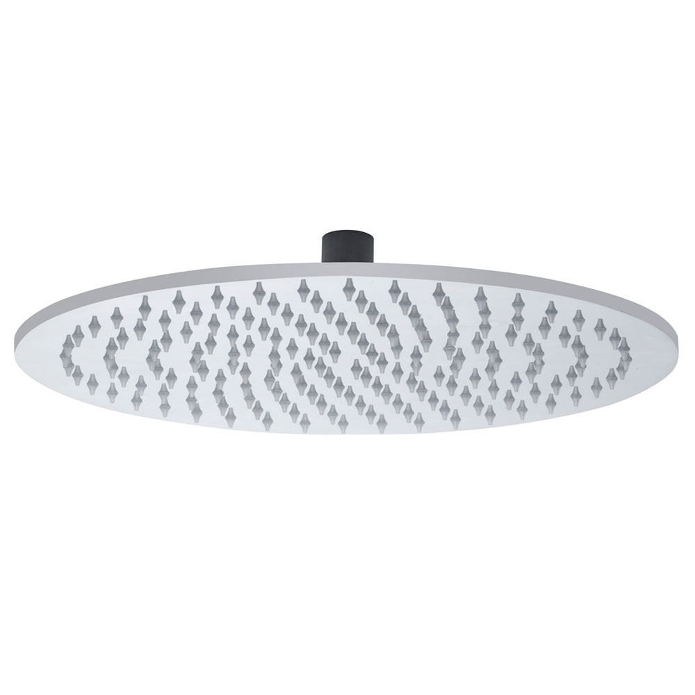 Roper Rhodes Round 300mm Polished Stainless Steel Shower Head - SVHEAD13 Large Image