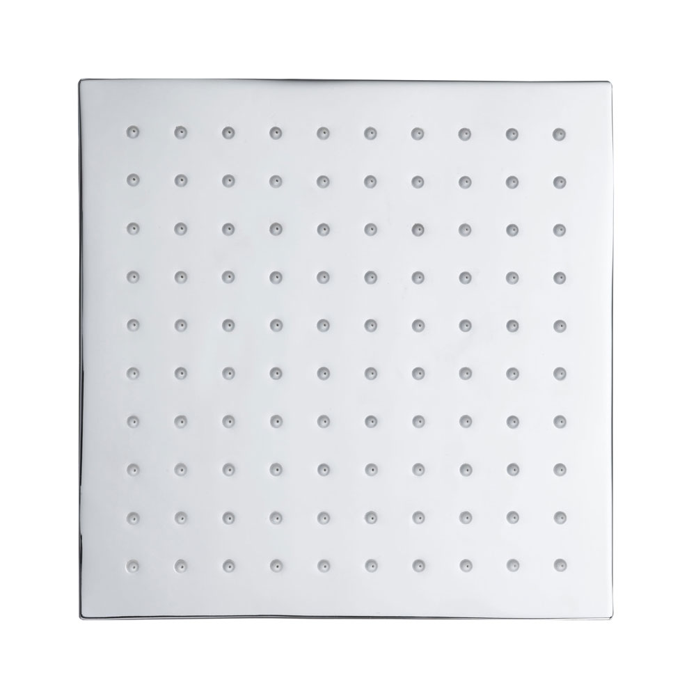 Roper Rhodes Square 250mm Polished Stainless Steel Shower Head - SVHEAD15 Profile Large Image