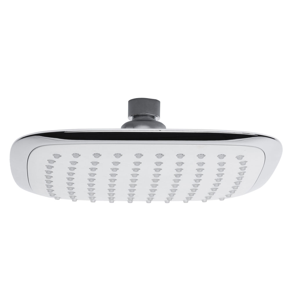 Roper Rhodes Square 200mm Shower Head - SVHEAD17 profile large image view 1