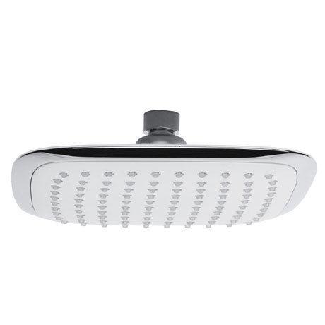 Roper Rhodes Square 200mm Shower Head - SVHEAD17