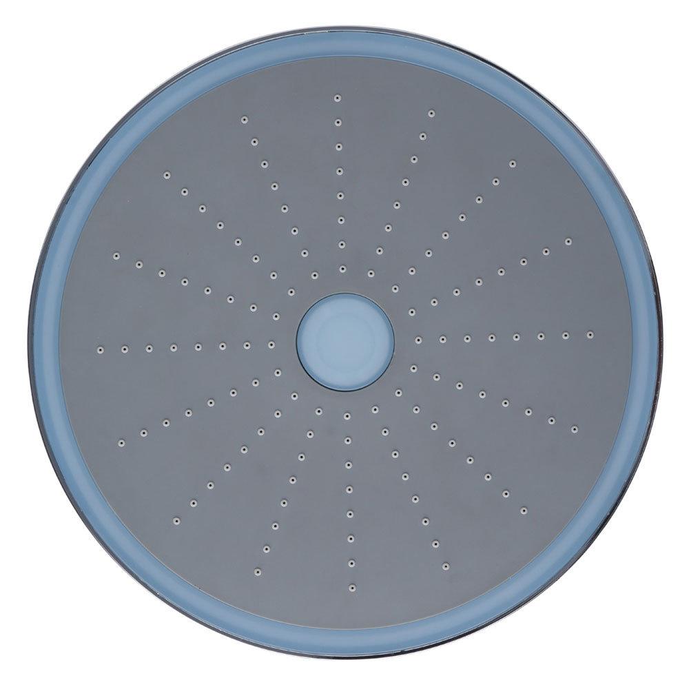 Roper Rhodes Round 220mm LED Shower Head - SVHEAD19 profile large image view 2