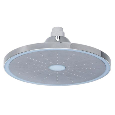 Roper Rhodes Round 220mm LED Shower Head - SVHEAD19
