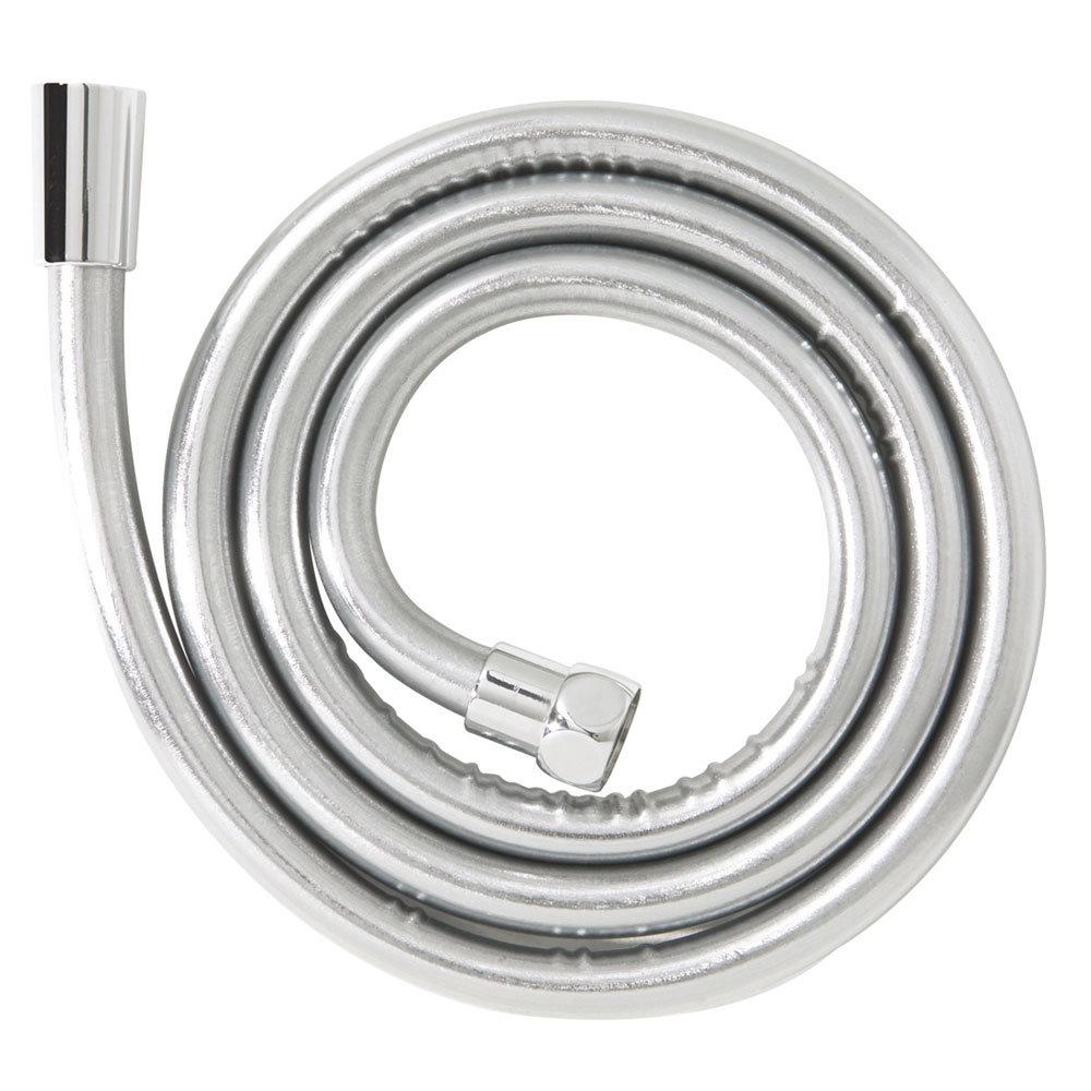 Roper Rhodes 1.5m Silver Smooth Shower Hose - SVHOSE02 Large Image