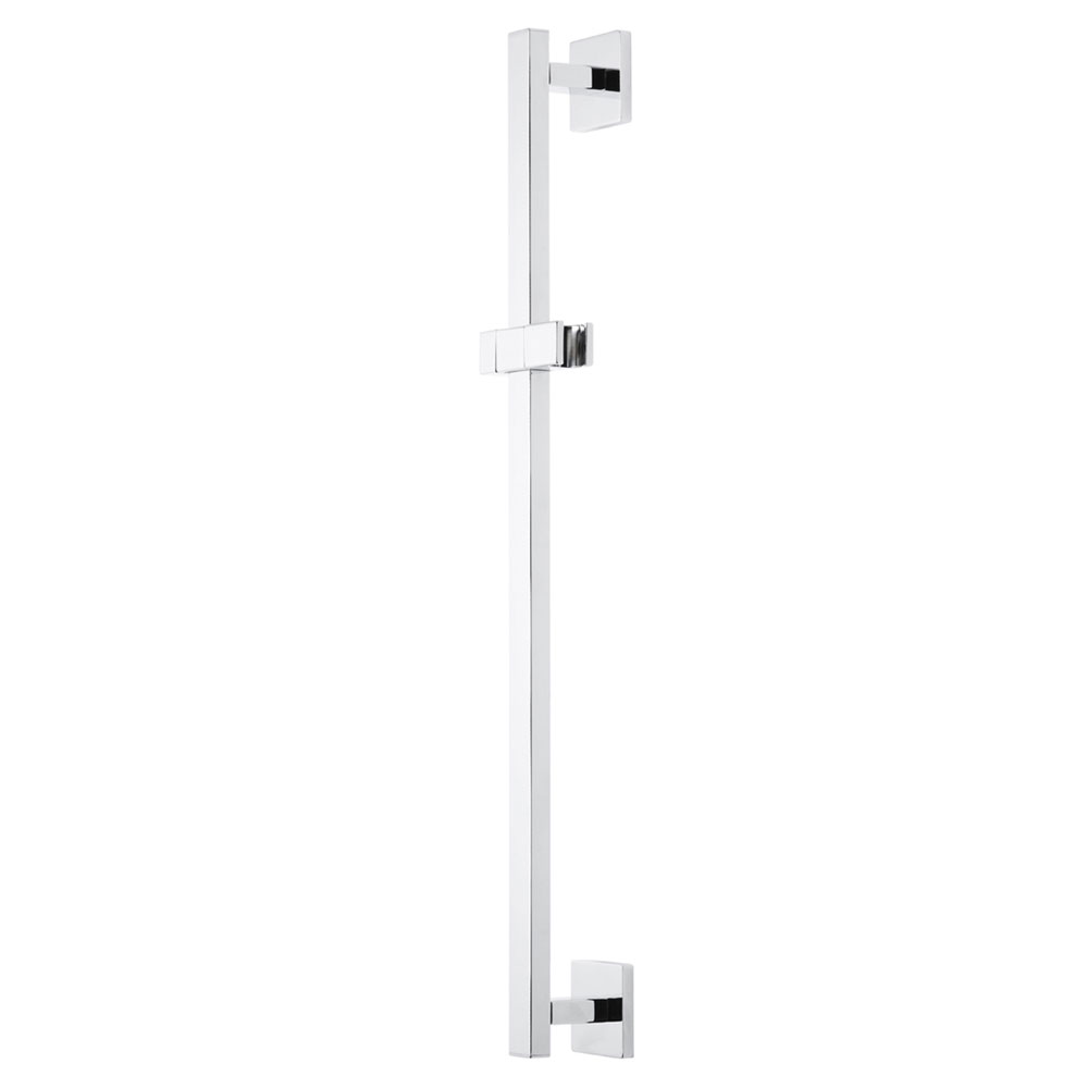 Roper Rhodes Square Brass Riser Rail - SVRAIL04 profile large image view 1