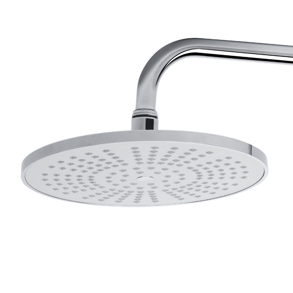 Roper Rhodes Event Round Triple Function Shower System with Bath Filler - SVSET22 Standard Large Image