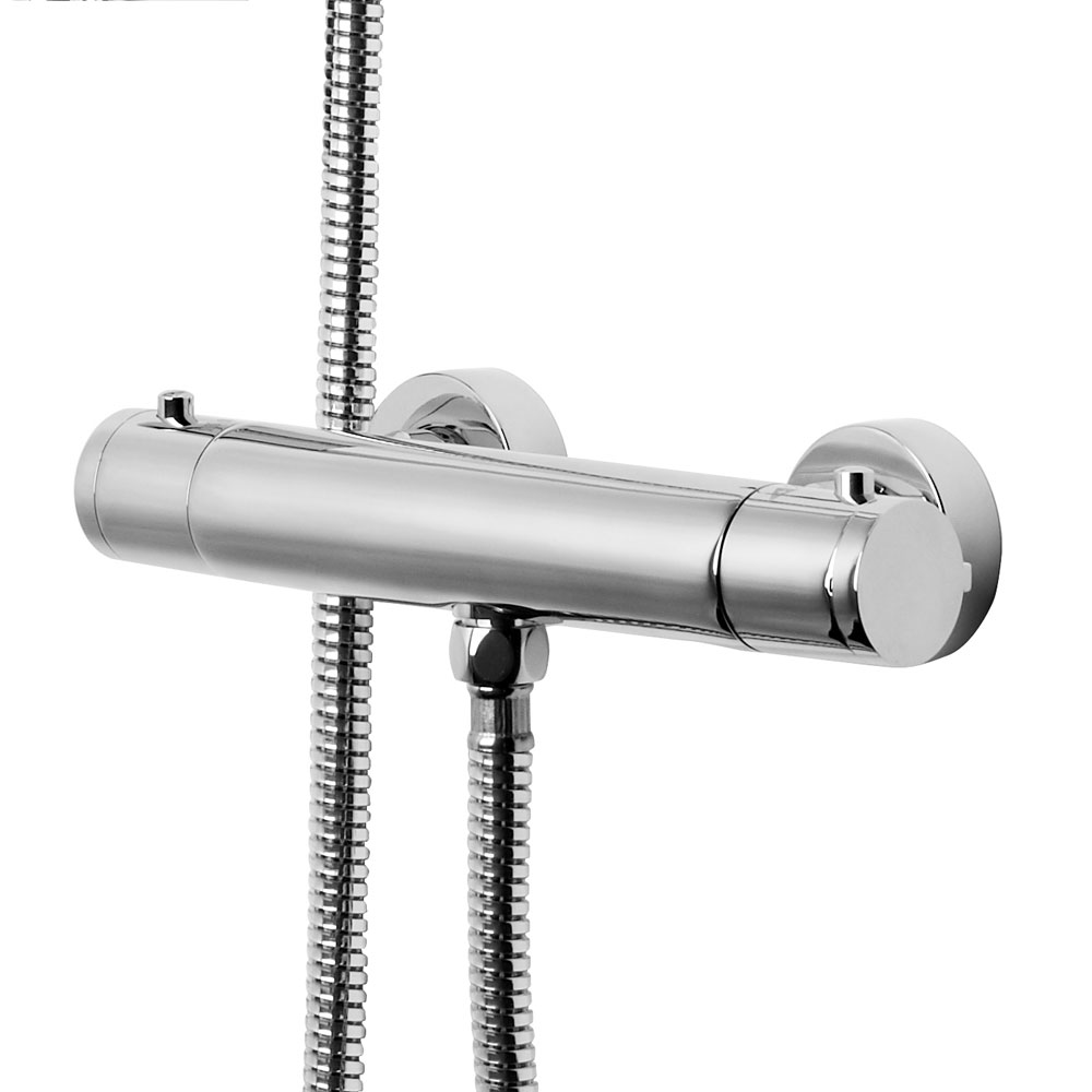 Roper Rhodes Event Exposed Single Function Shower System - SVSET32 profile large image view 2