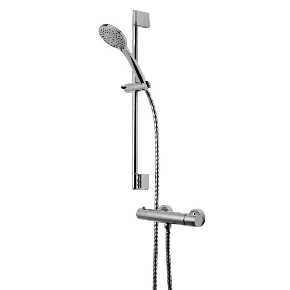 Roper Rhodes Event Exposed Single Function Shower System - SVSET32 profile large image view 1
