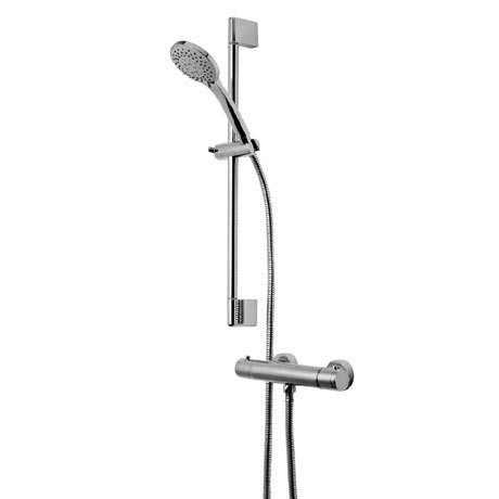 Roper Rhodes Event Exposed Single Function Shower System - SVSET32