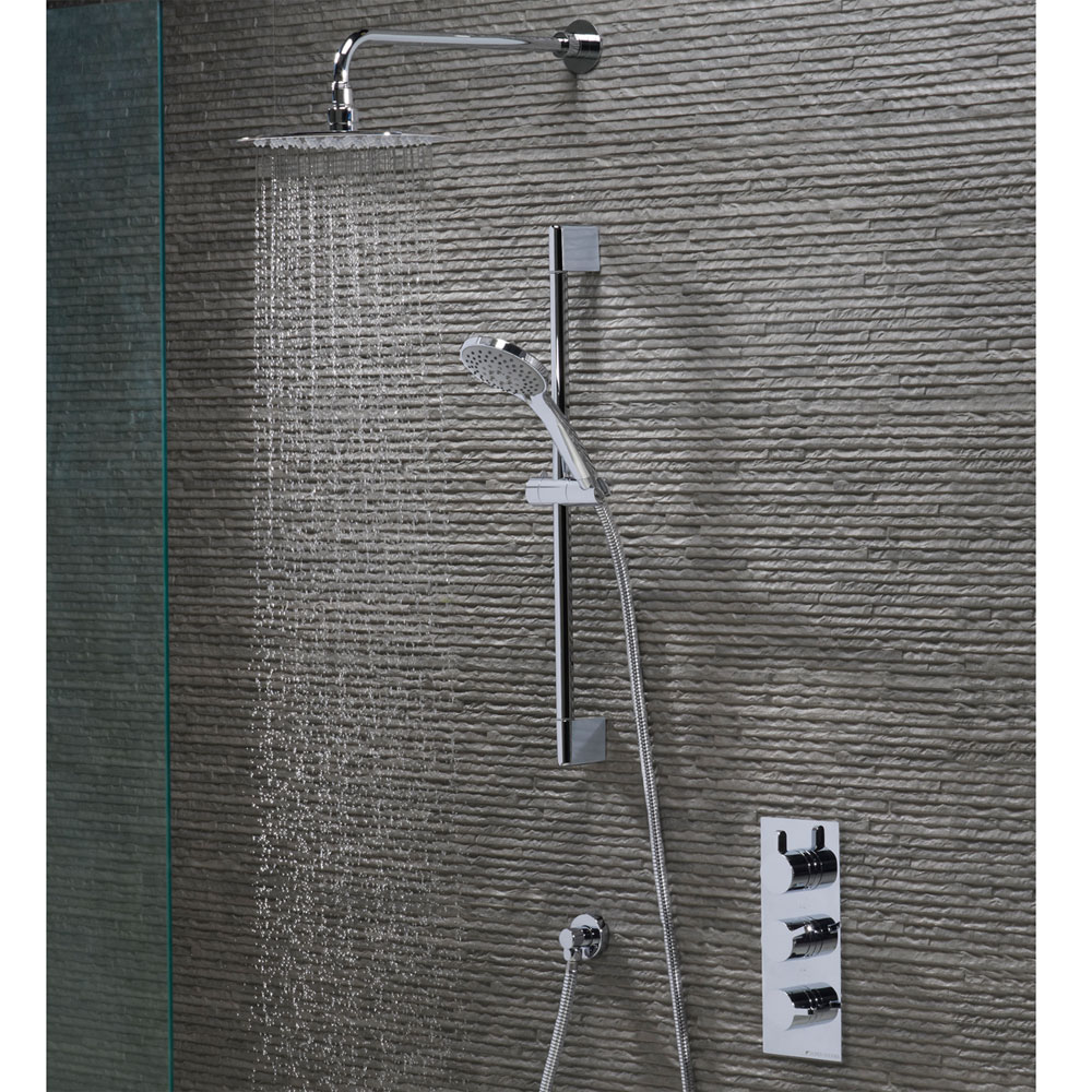 Roper Rhodes Insight Concealed Dual Function Shower System - SVSET45 profile large image view 2