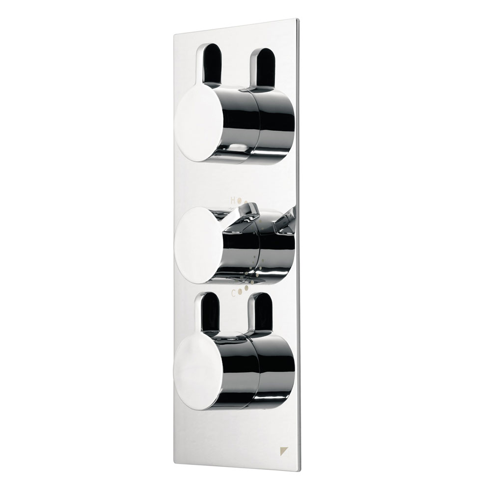 Roper Rhodes Insight Concealed Dual Function Shower System - SVSET45 profile large image view 3