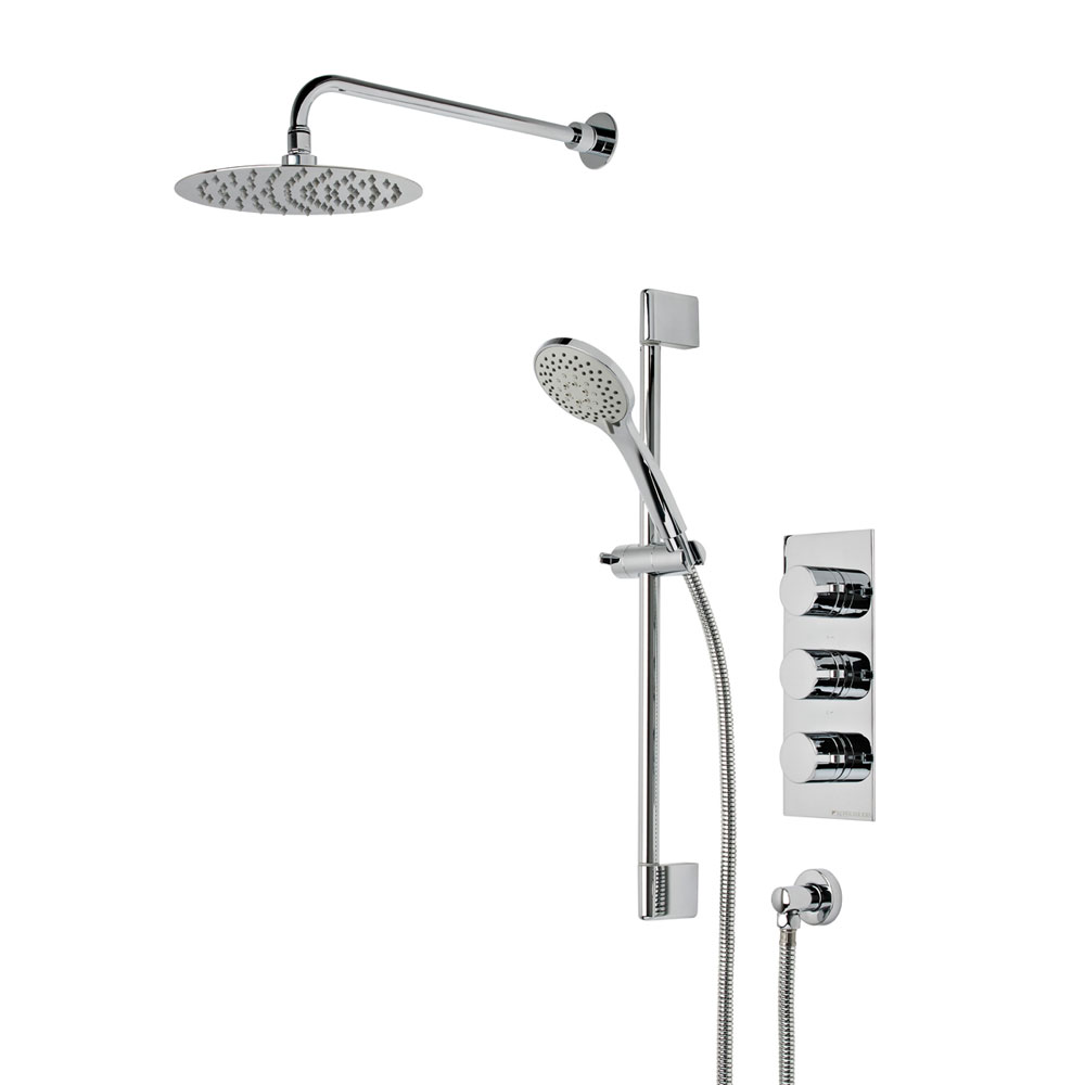 Roper Rhodes Insight Concealed Dual Function Shower System - SVSET45 profile large image view 1