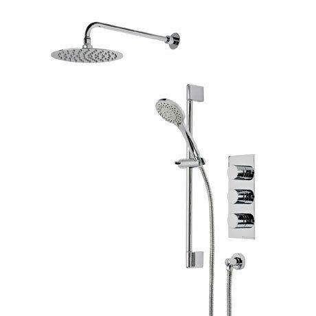 Roper Rhodes Insight Concealed Dual Function Shower System - SVSET45