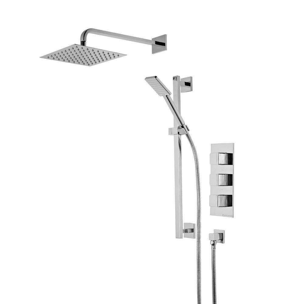 Roper Rhodes Hydra Concealed Dual Function Shower System - SVSET47 Large Image