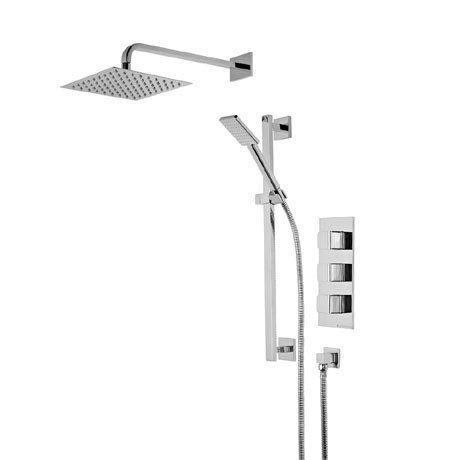 Roper Rhodes Hydra Concealed Dual Function Shower System - SVSET47