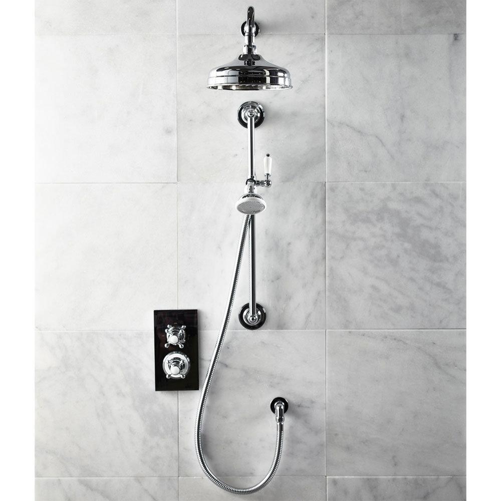 Roper Rhodes Henley Dual Function Concealed Shower System - SVSET52 Profile Large Image