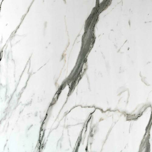 Showerwall - Waterproof Decorative Wall Panel - Bianco Carrara- 4 Size Options Large Image