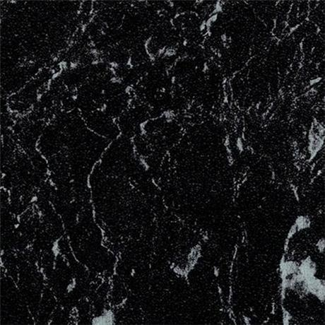 Showerwall - Waterproof Decorative Wall Panel - Black Marble - 4 Size Options