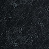 Showerwall Black Marble Waterproof Decorative Wall Panel - Various Size Options profile small image view 1