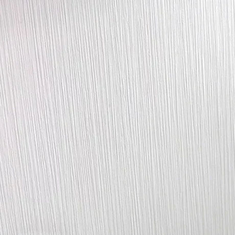 Showerwall Linea White Waterproof Decorative Wall Panel - Various Size Options