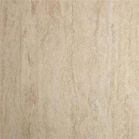 Showerwall - Waterproof Decorative Wall Panel - Travertine Gloss - 4 Size Options
