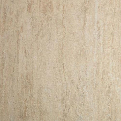 Showerwall - Waterproof Decorative Wall Panel - Travertine Gloss - 4 Size Options Large Image