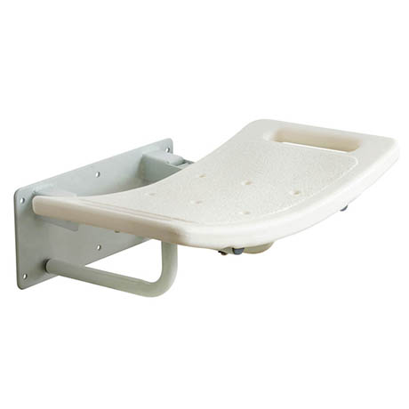 Drive DeVilbiss Wall Mounted Shower Seat - SWALL001
