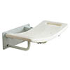 Drive DeVilbiss Wall Mounted Shower Seat - SWALL001 profile small image view 1