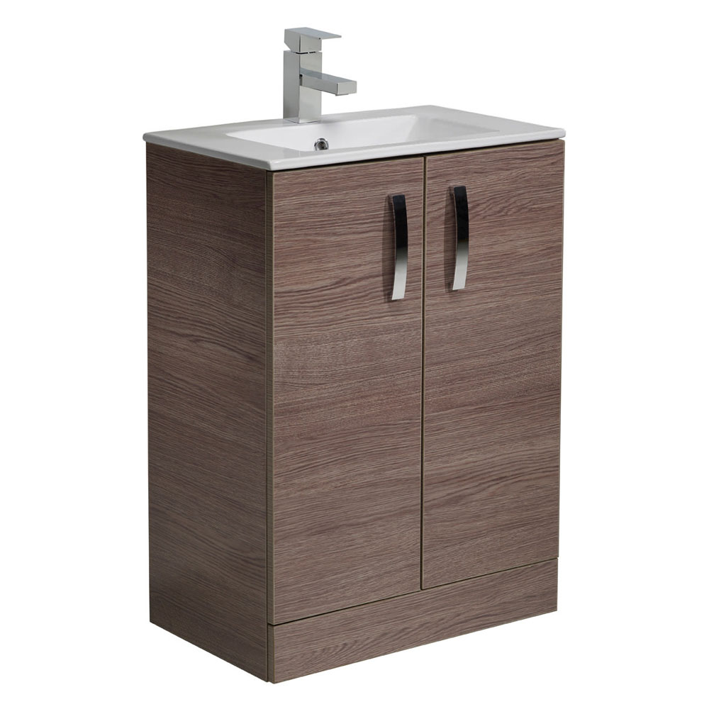 Tavistock Swift 600mm Freestanding Unit & Basin - Montana Gloss Large Image