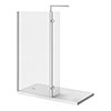 Nova 1400 x 900 Wet Room (800mm Screen, Return Panel + Tray) profile small image view 1