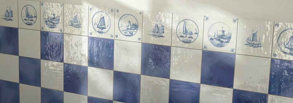 Sail Glazed Tiles