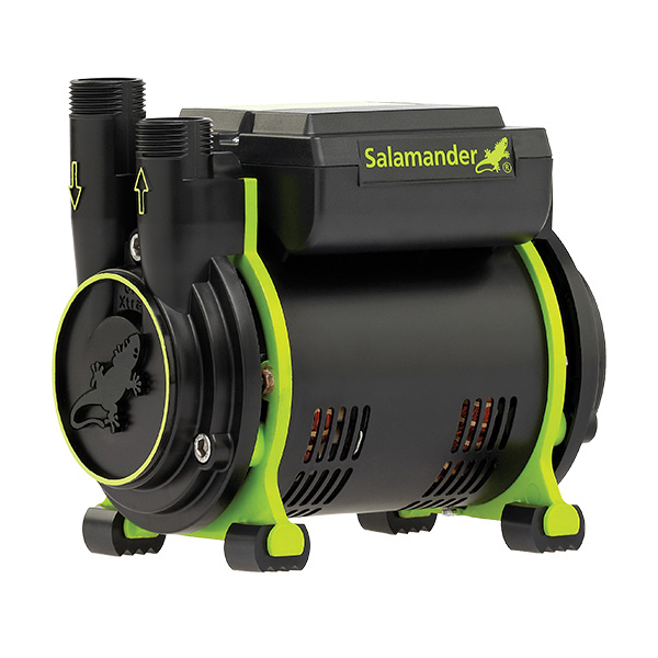 Salamander CT85 Xtra 2.5 Bar Positive Head Shower Pump - CT85XTRA profile large image view 1