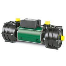 Salamander RSP100 Twin Impeller Centrifugal Positive Head Shower Pump Medium Image