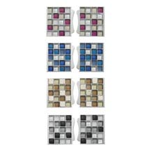 Aqualisa - Sassi Electric Shower Mosaic Tile Inlays - Various Colour Options Medium Image