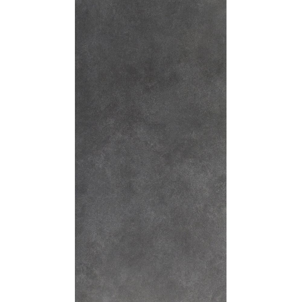 Savona Anthracite Tile - Wall and Floor - 600 x 300mm Large Image