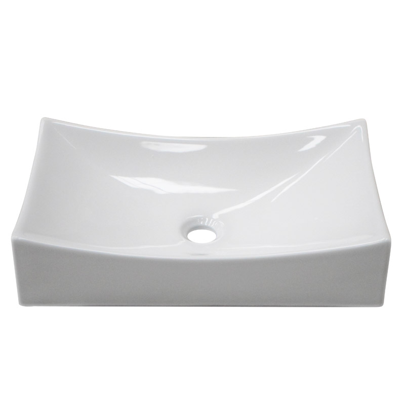 Savona Counter Top Basin 0TH - 540 x 345mm Profile Large Image