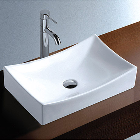 Savona Counter Top Basin 0TH - 540 x 345mm