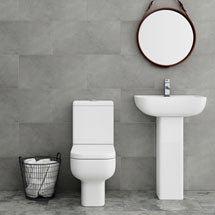 Savona Grey Tile - Wall and Floor - 600 x 300mm Medium Image