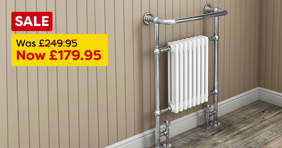 Savoy Towel Rail