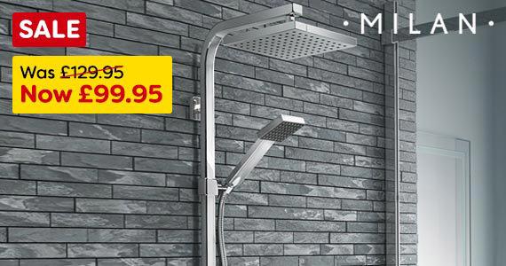 Milan Shower Offer