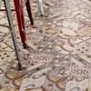 Seville Patterned Wall and Floor Tiles - 333 x 333mm Small Image