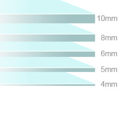 Shower Enclosure Ranges
