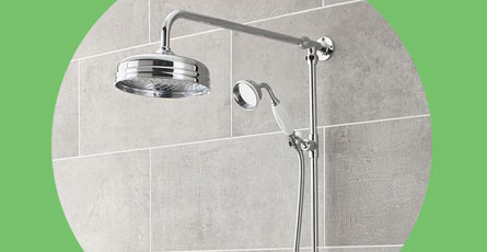 Shower Rigid Riser Kits Banner