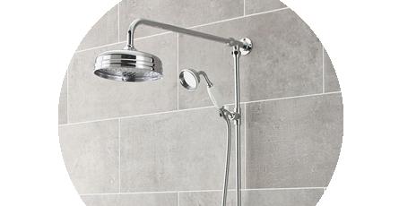 Shower Riser Kits